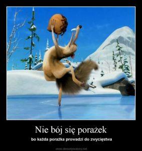 """""""Don't be afraid of failure"""": meme"""