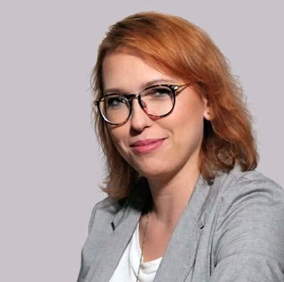 Expert Katarzyna Zemła - profile