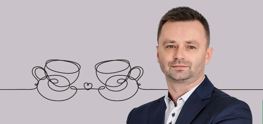 Expert Paweł Cudek - hobbies