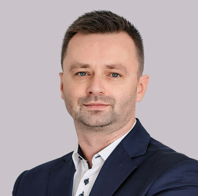 Expert Paweł Cudek - profile